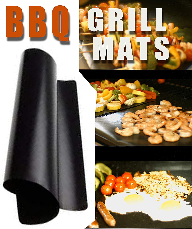Chef caron non-stick bbq grill mats