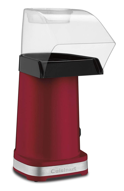 Cuisinart cpm-100mr hot air popcorn maker