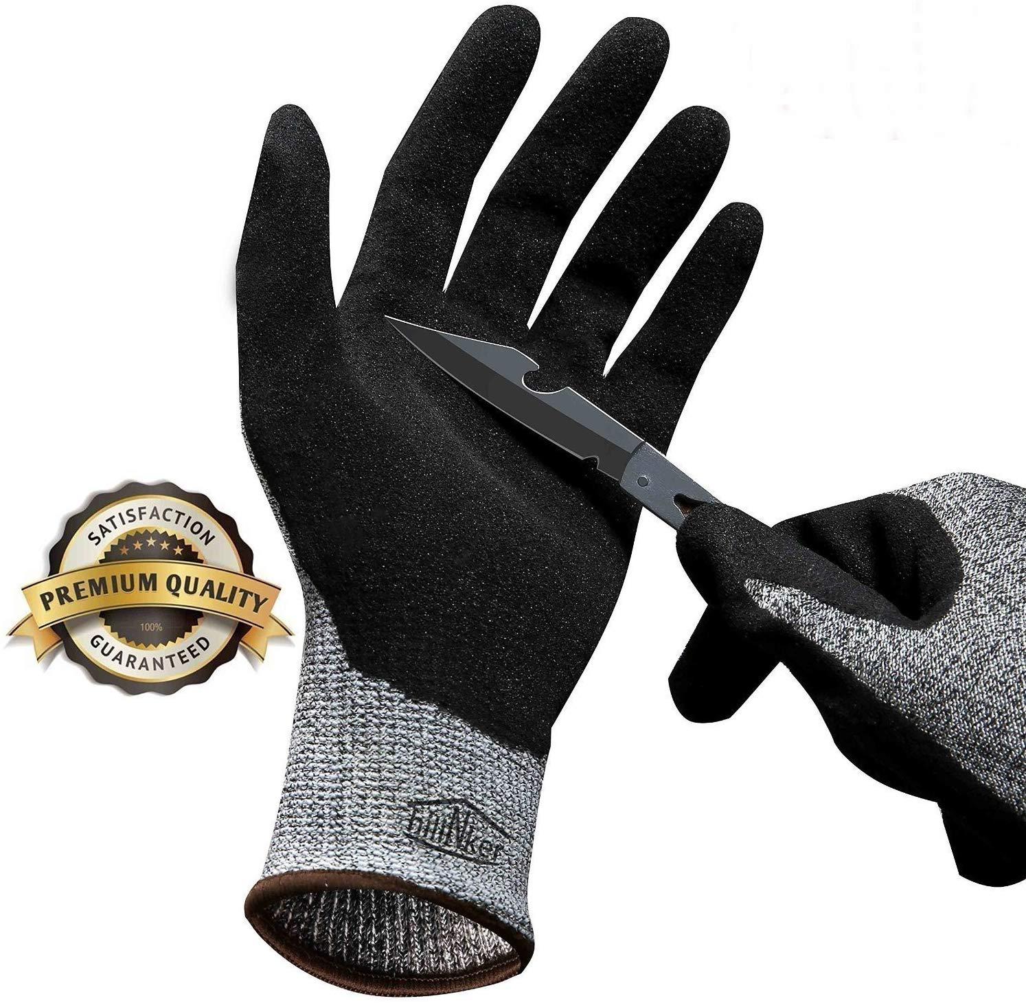 Hilinker cut resistant gloves