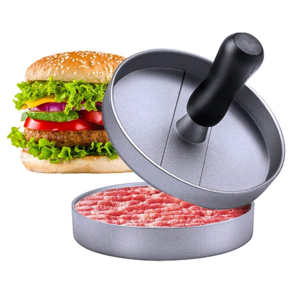 E-prance hamburger press