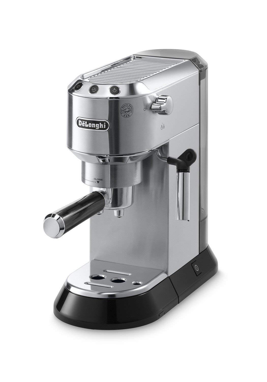 De'longhi dedica 15-bar pump espresso machine
