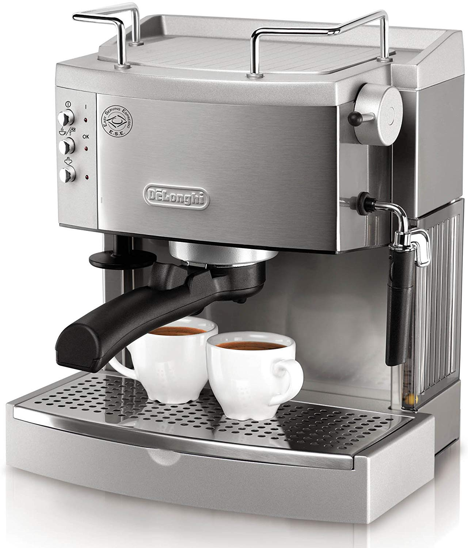 Delonghi ec702 espresso maker