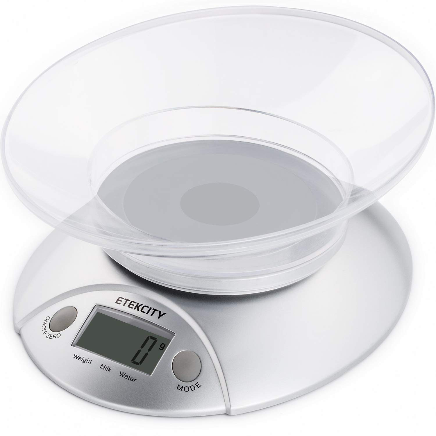 Etekcity digital kitchen food scale and multifunction weight scale