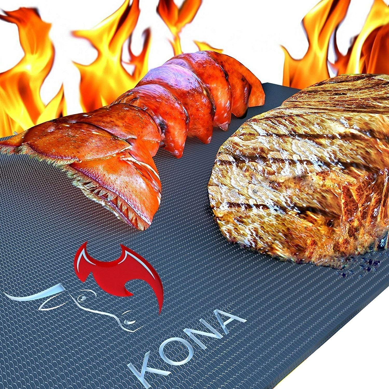 Kona best bbq grill mat