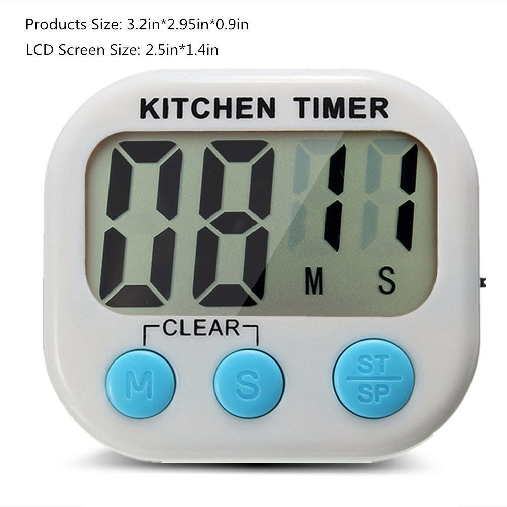 Great polly digital kitchen timer