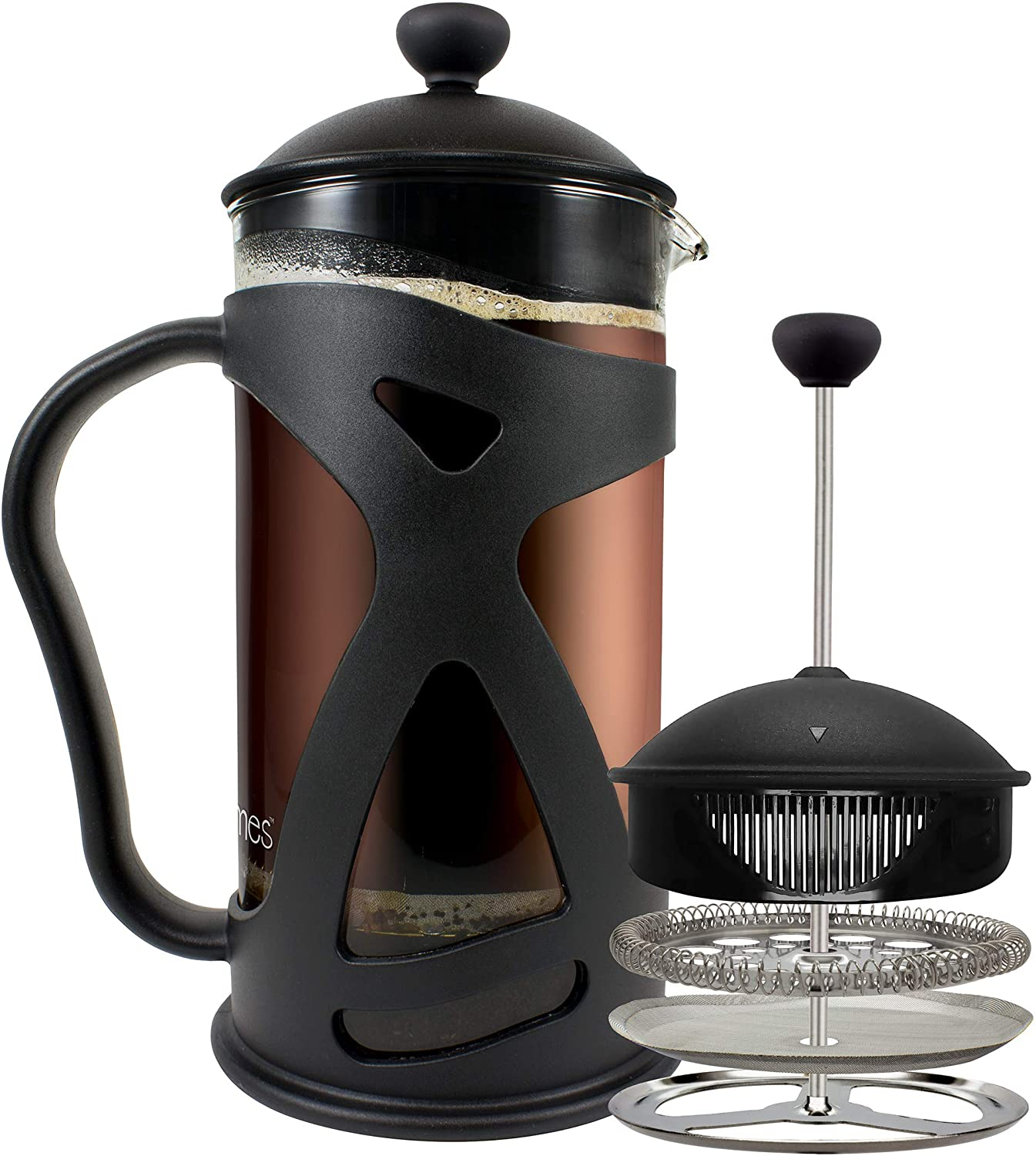 Kona french press coffee maker by idylchomes