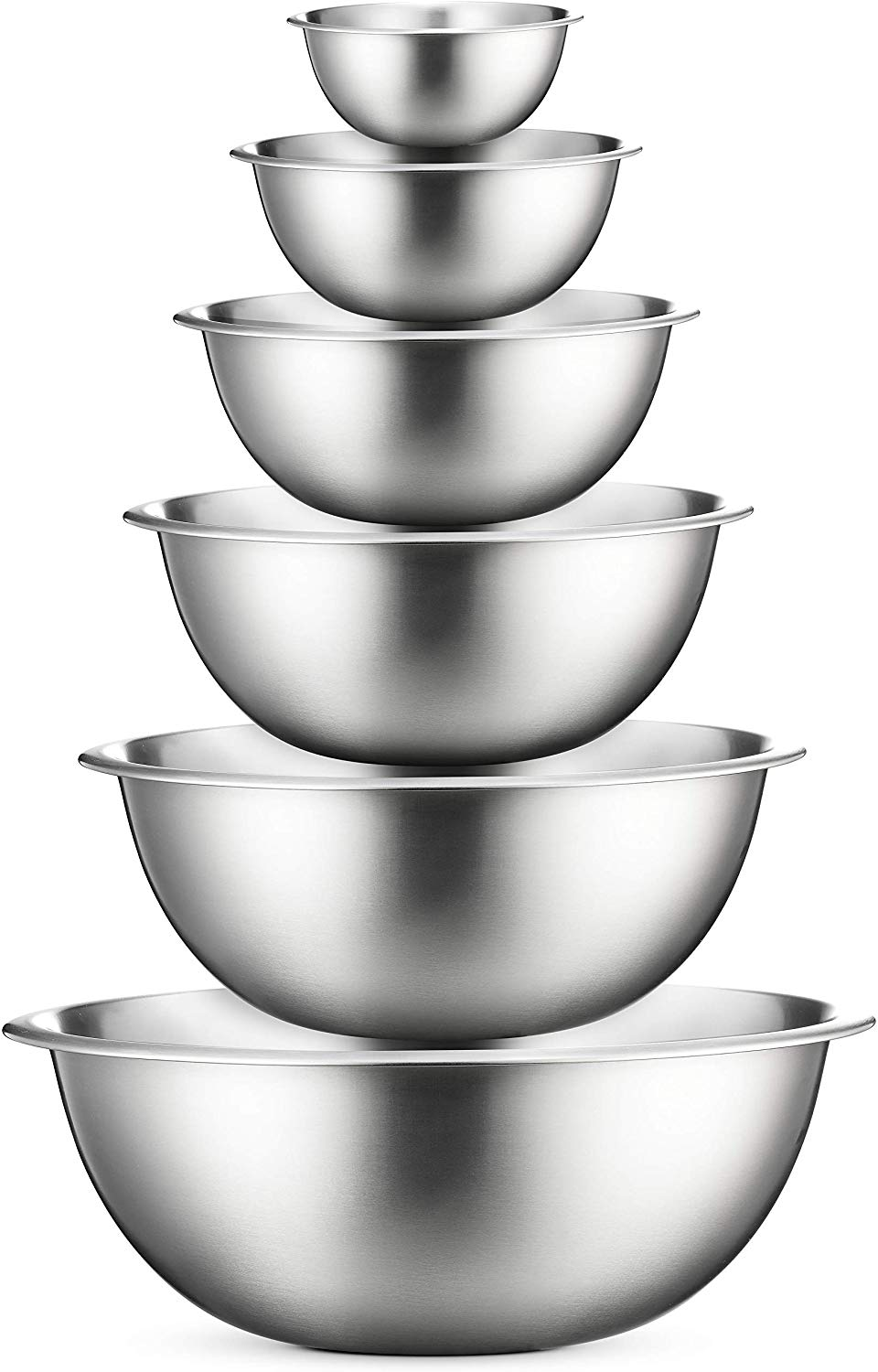 Finedine stainless steel mixing bowls