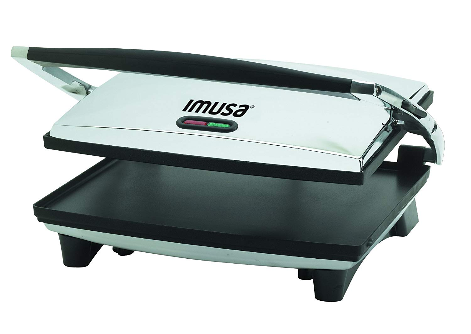Imusa usa gau-80102 large electric panini press