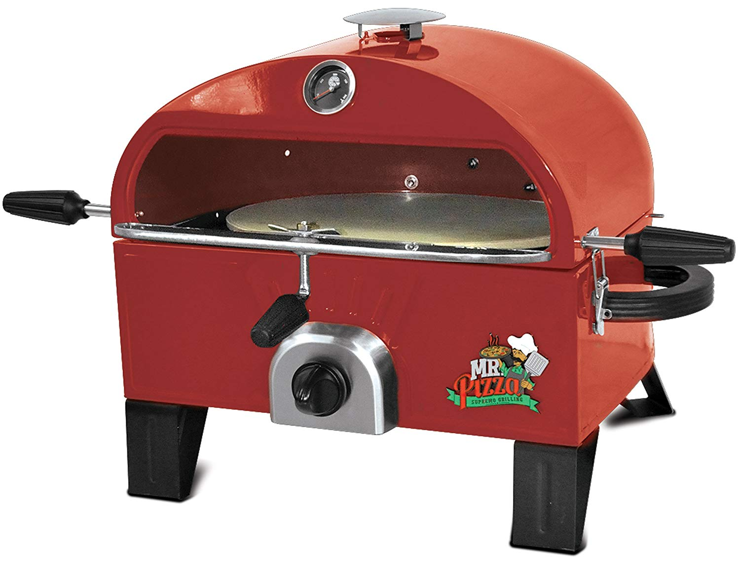Mr. pizza 1509 oven (gas)