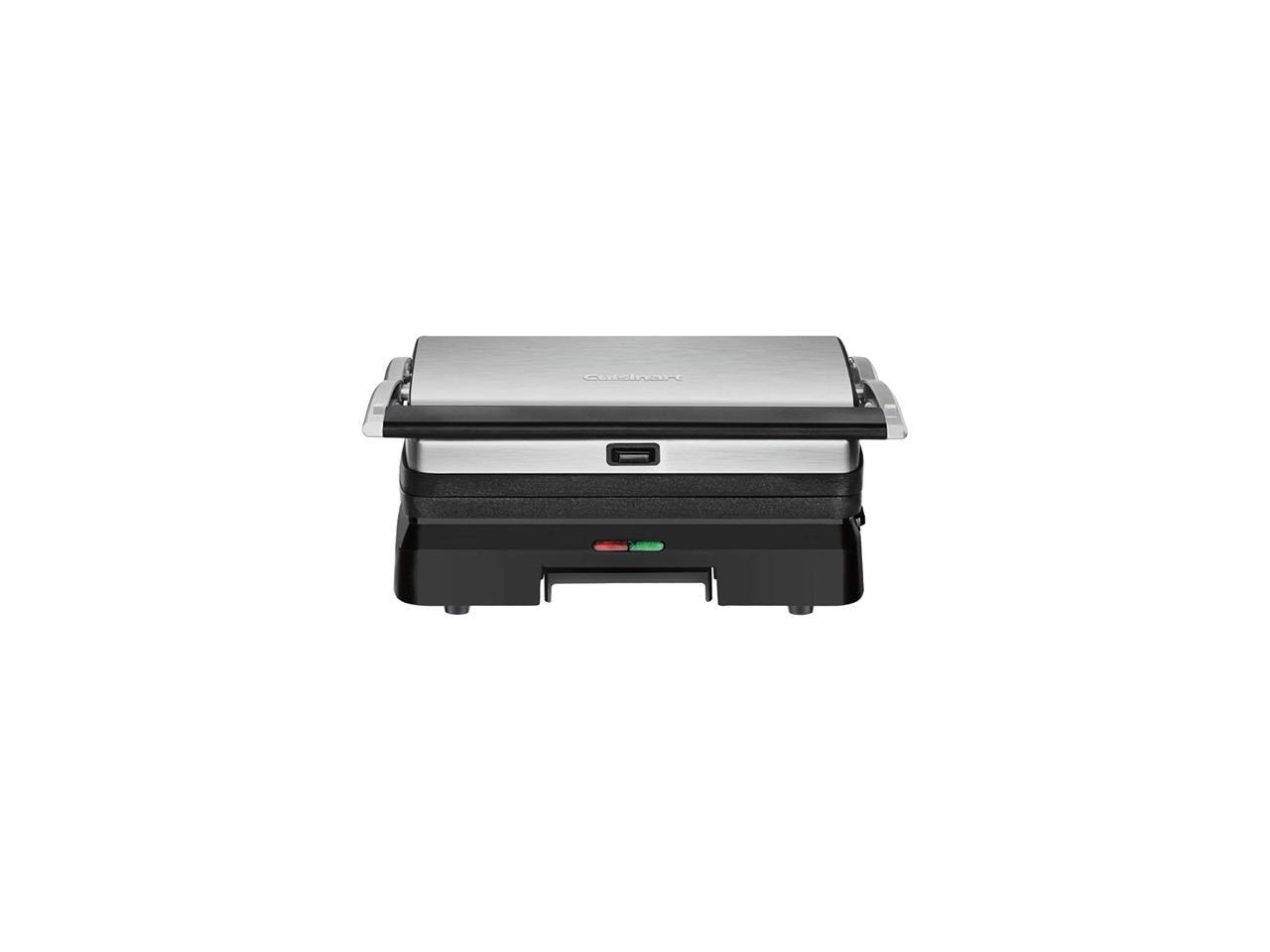 Cuisinart griddler & panini press gr-11