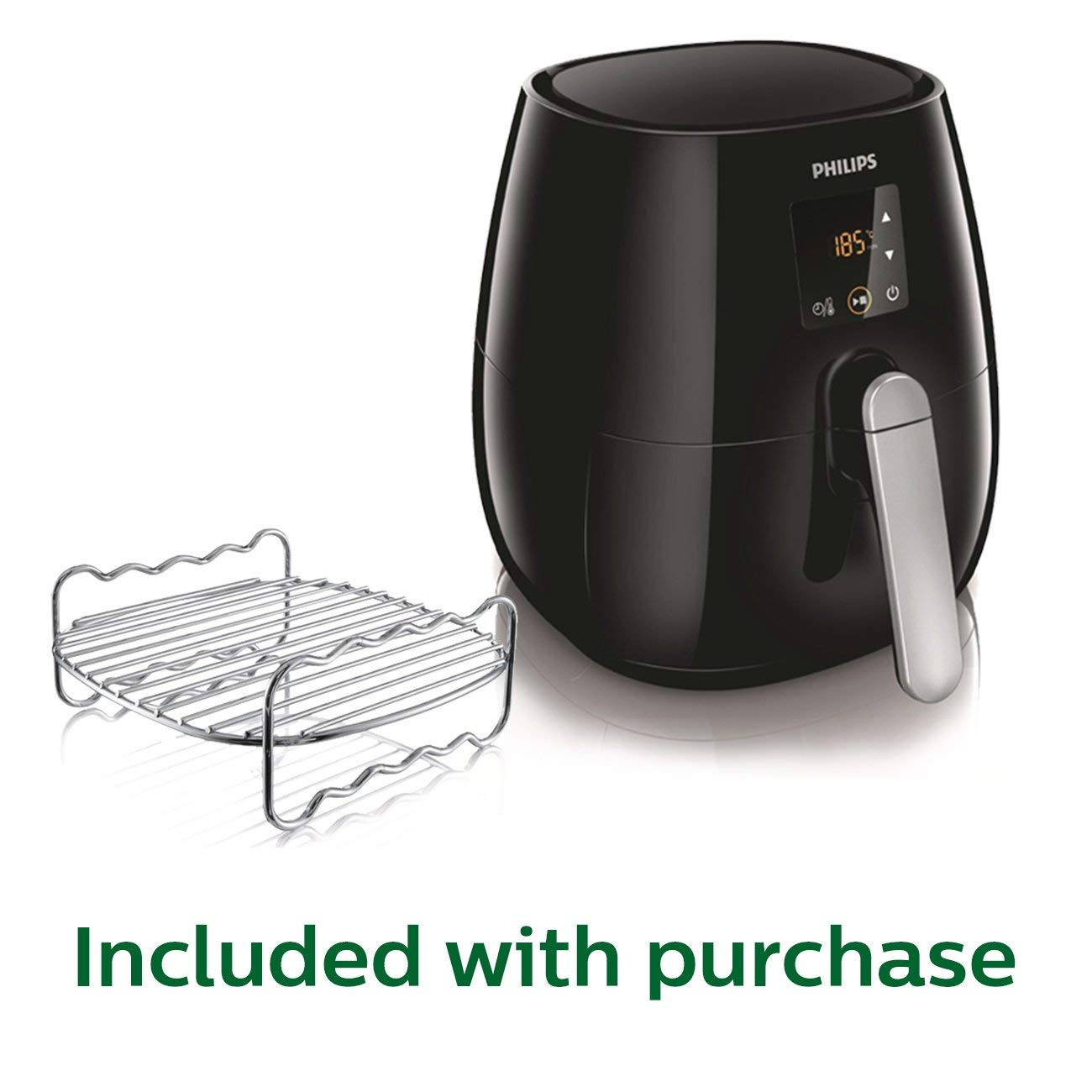 Philips digital air fryer