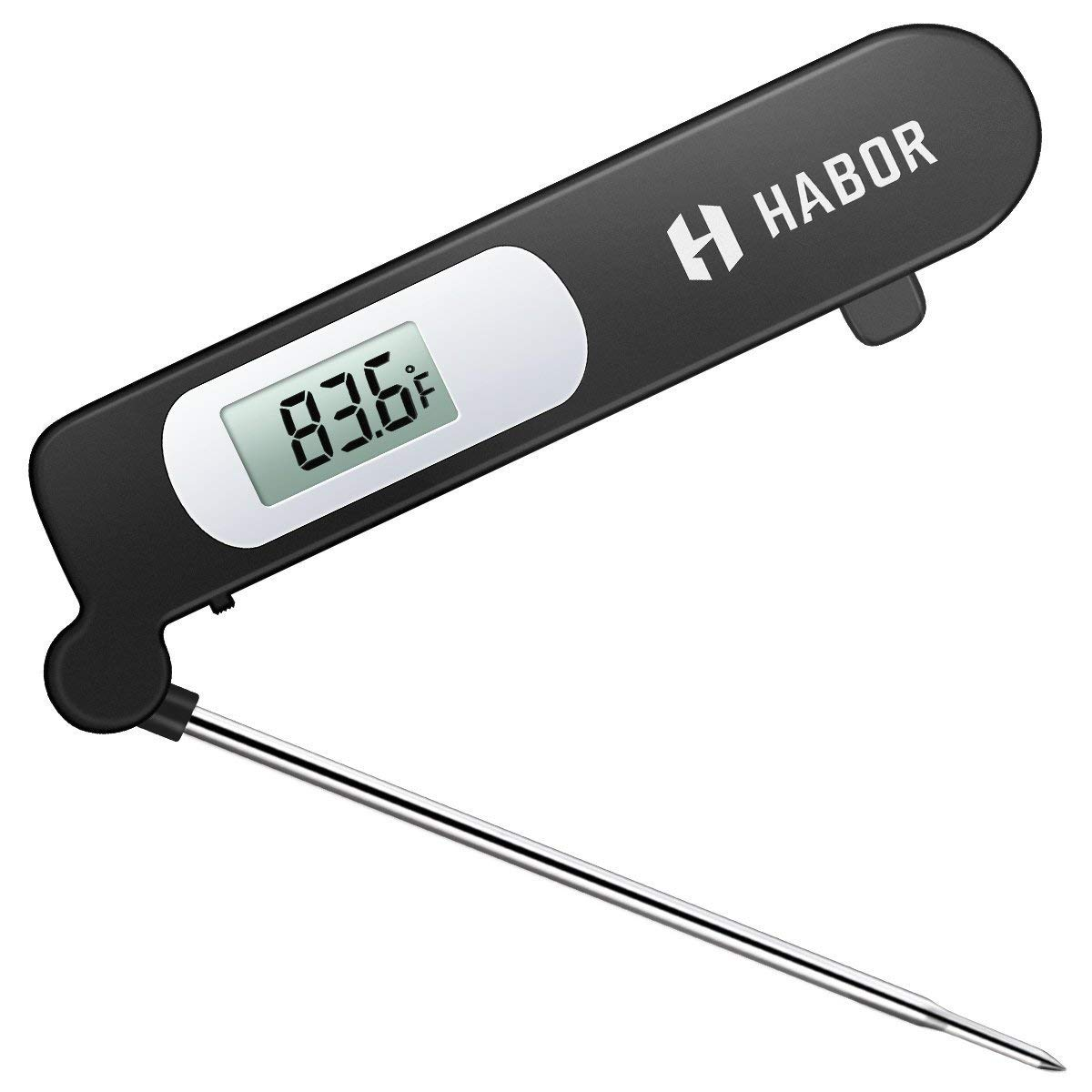 Habor instant read food and meat thermometer