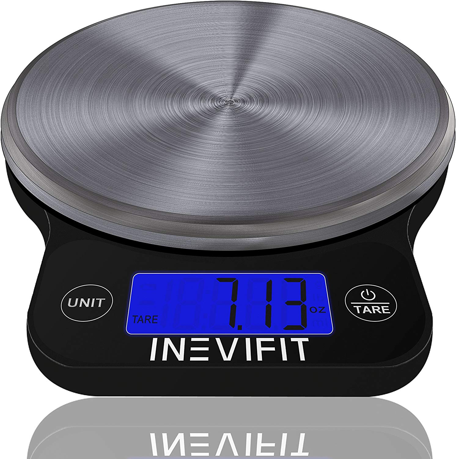 Inevifit digital food scale