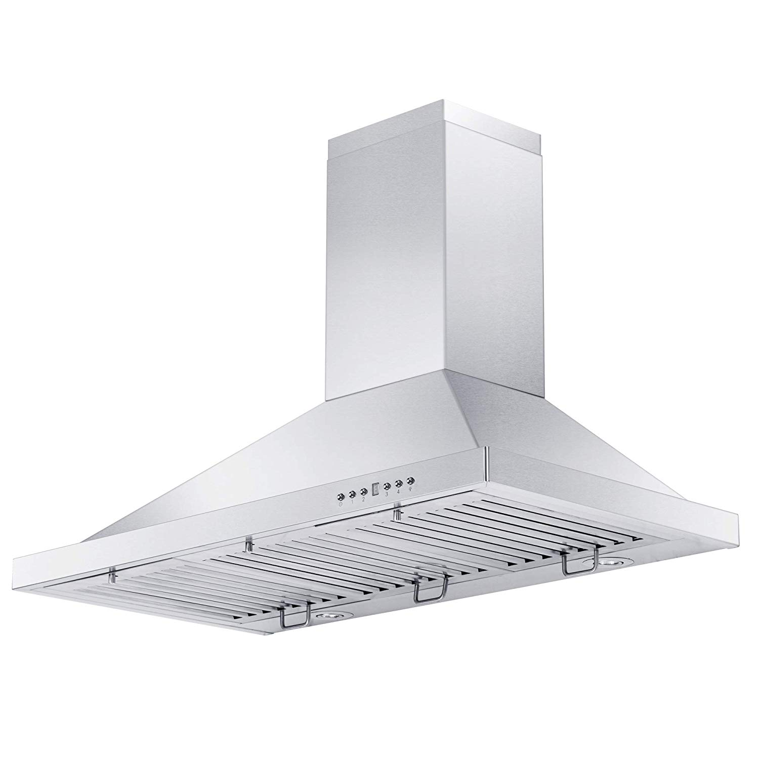 Zline kb-36 stainless steel wall mount range hood