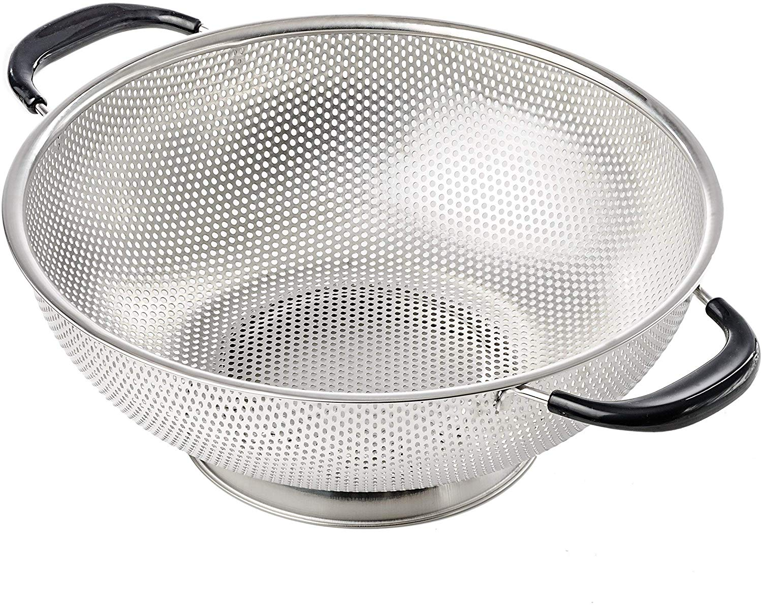 Kukpo – 5-quart high quality stainless steel colander