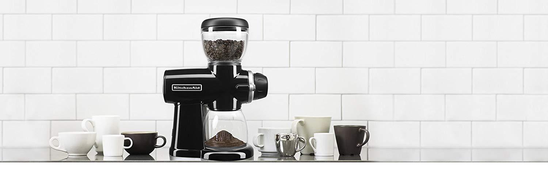 Kitchenaid burr coffee grinder