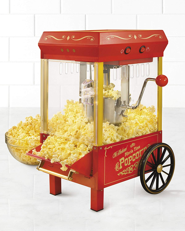 Nostalgia kpm508 vintage collection popcorn popper