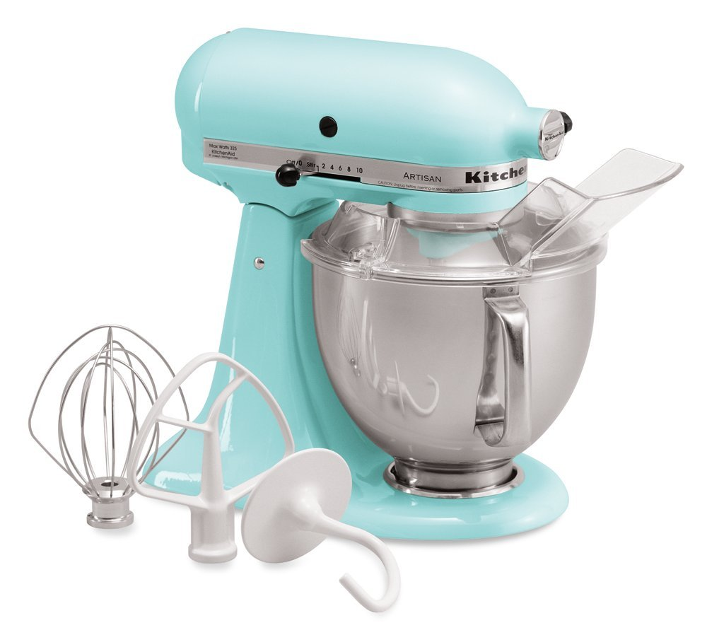 Kitchenaid artisan design series 5-qt. mixer