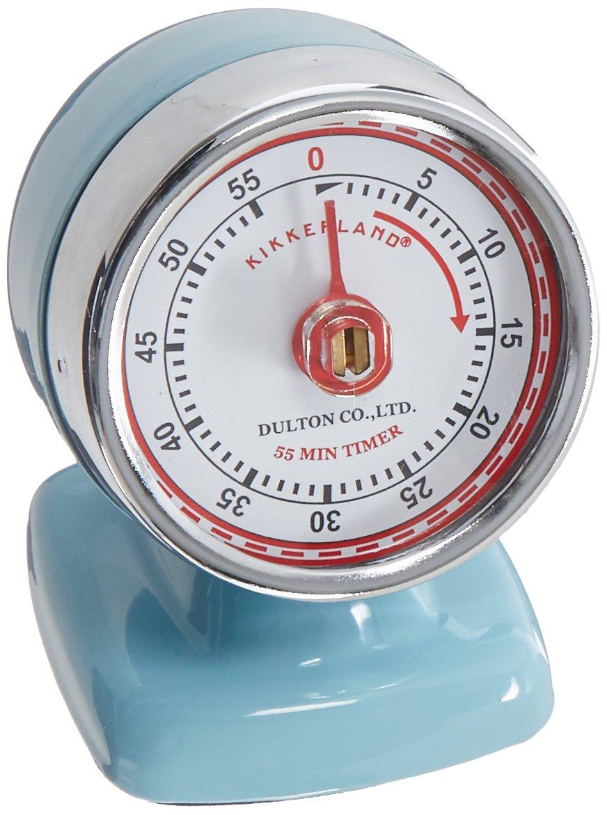 Kikkerland vintage streamline timer