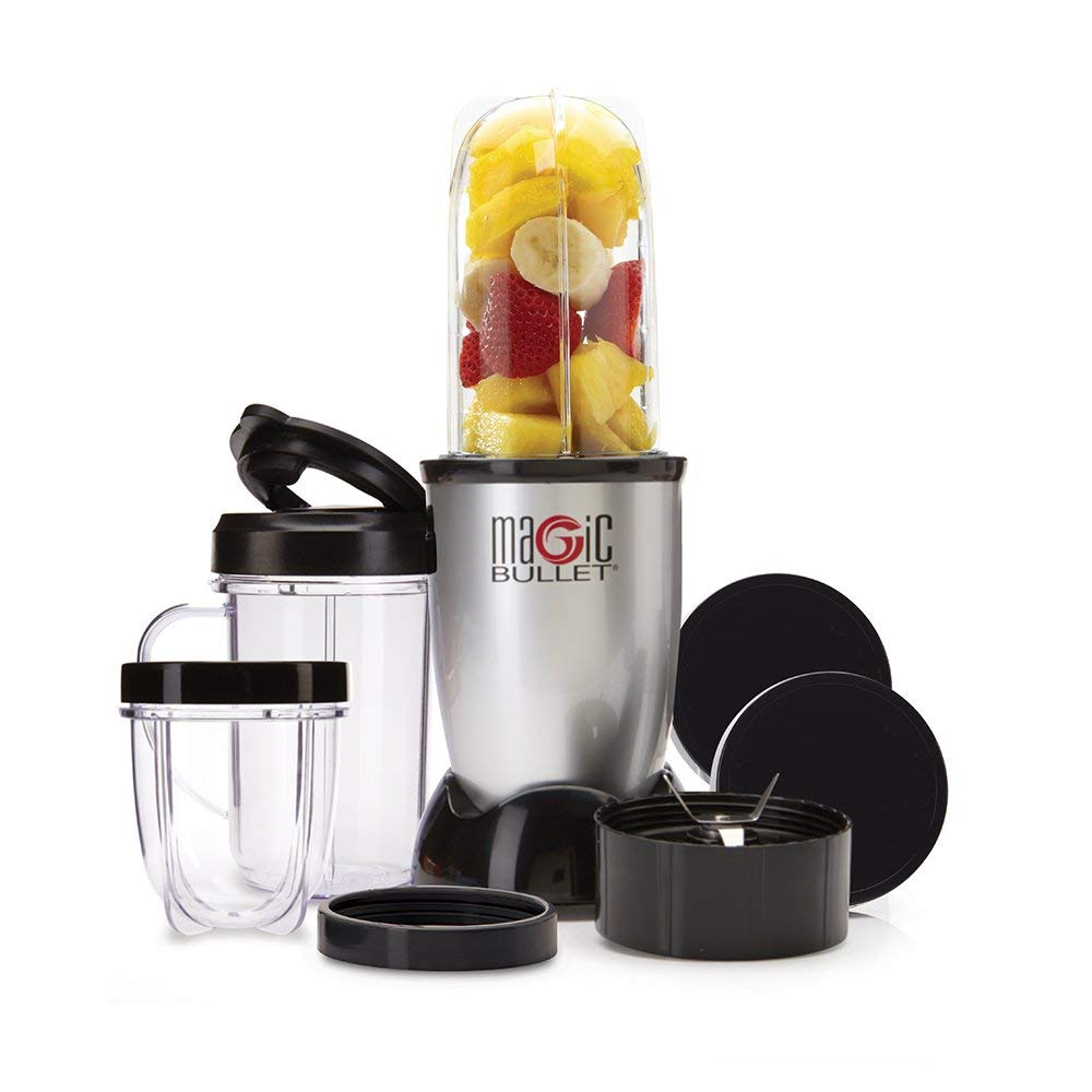 Magic bullet silver model blender