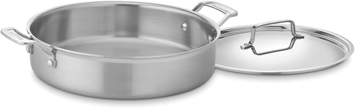 Cuisinart multiclad 5 1/2-quart casserole