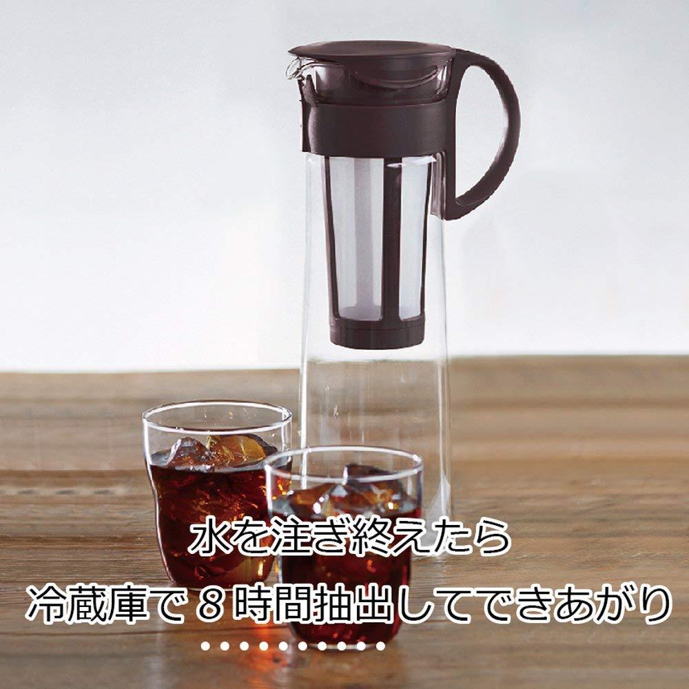 Hario mizudashi cold brewing system