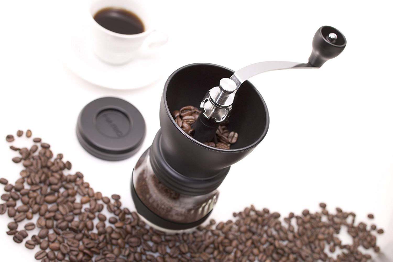 Hario skerton ceramic coffee mill