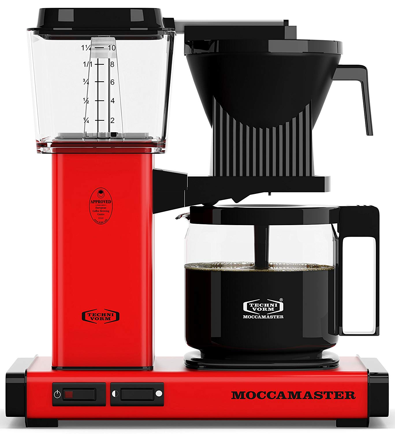 Technivorm moccamaster 59636 kbg coffee brewer