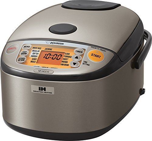The zojirushi induction rice cooker