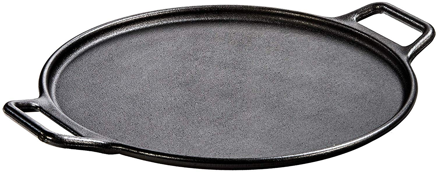 Lodge 14-inch cast iron baking pan