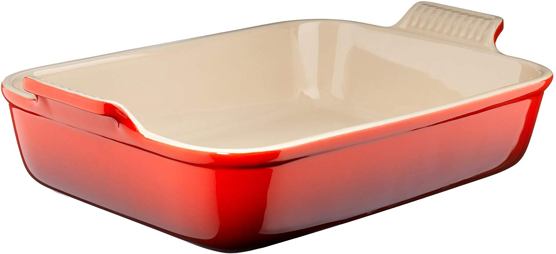 Le creuset heritage rectangular dish
