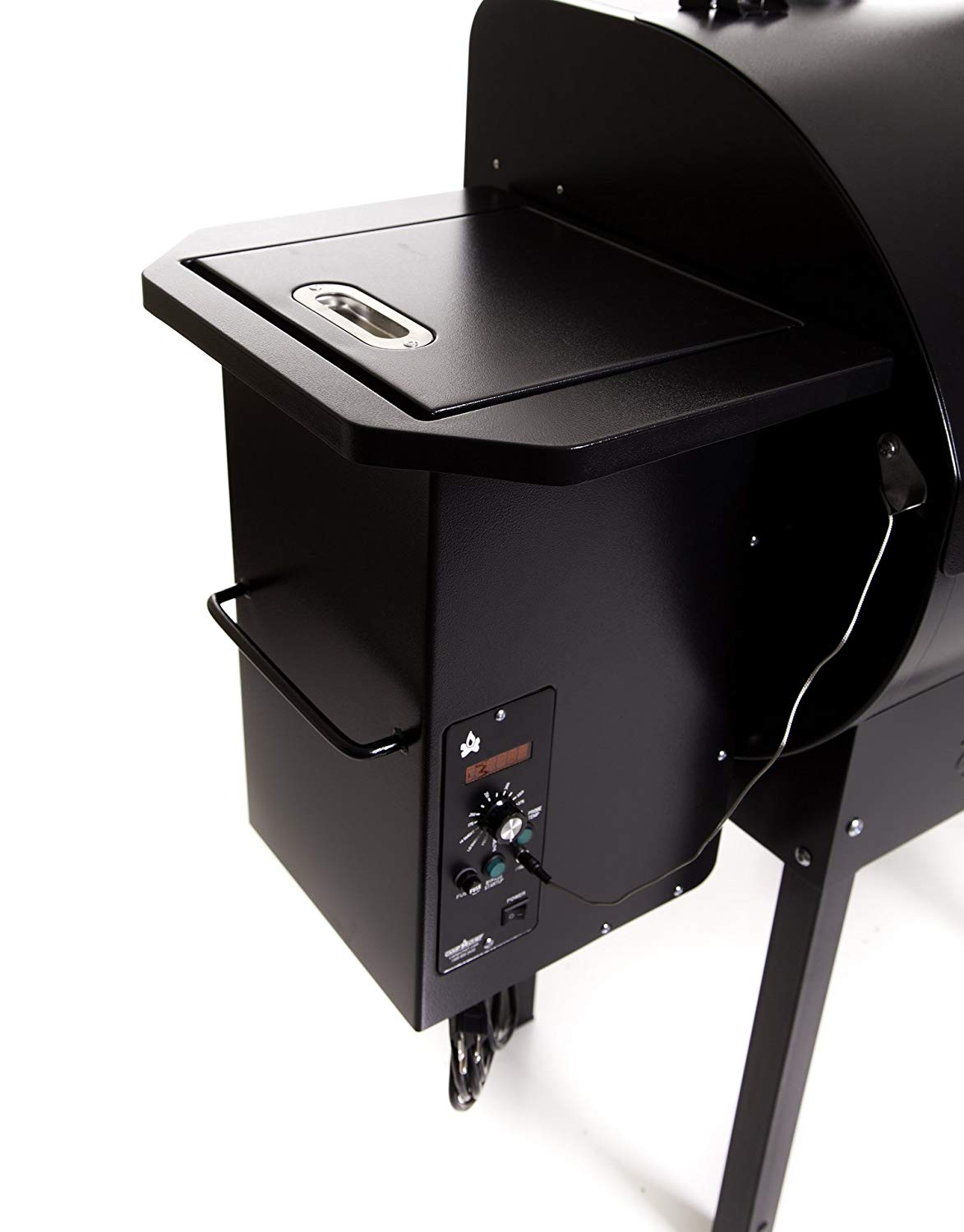 Camp chef smoker grills deluxe wood pellet grill