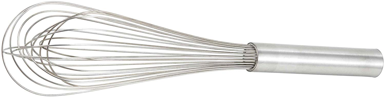 Winco stainless steel whisk