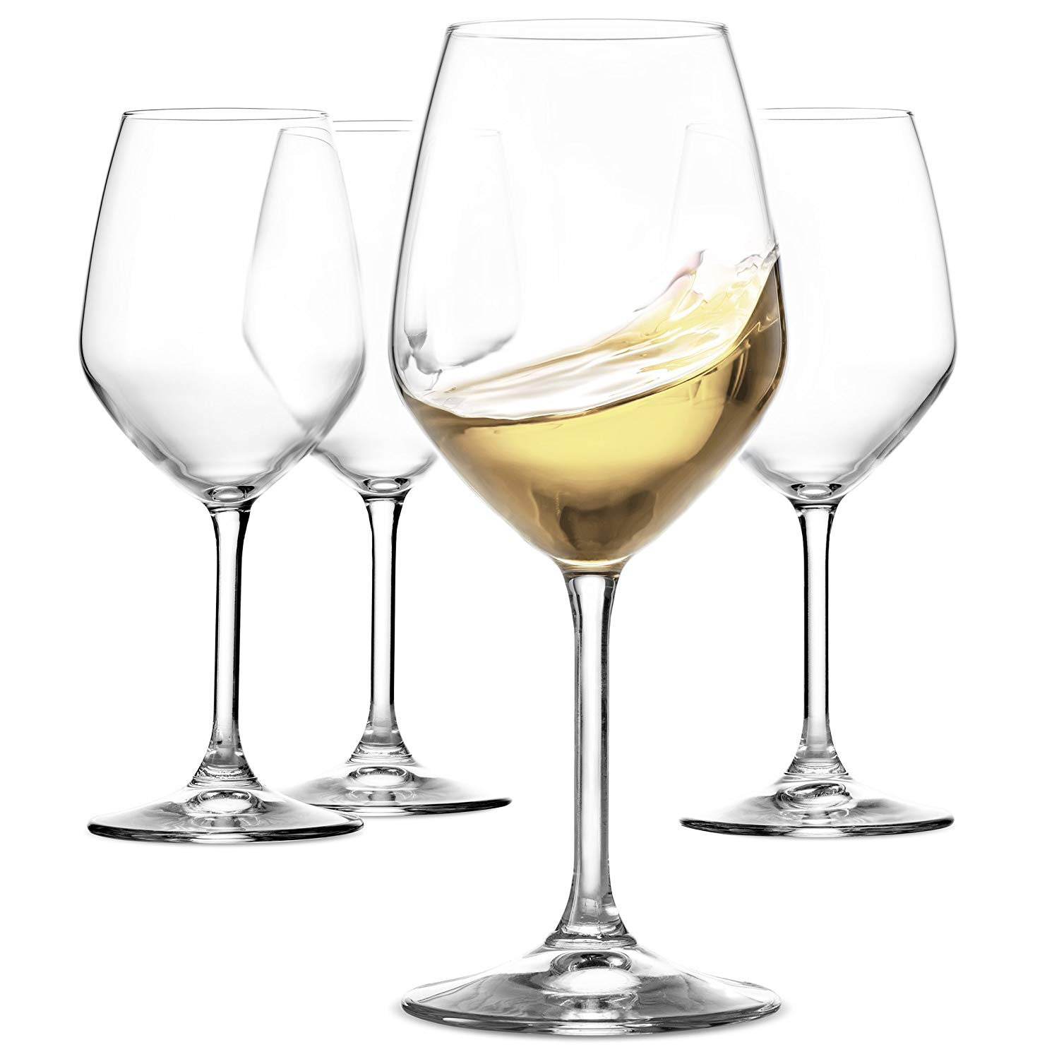 Paksh novelty italian white wine glasses