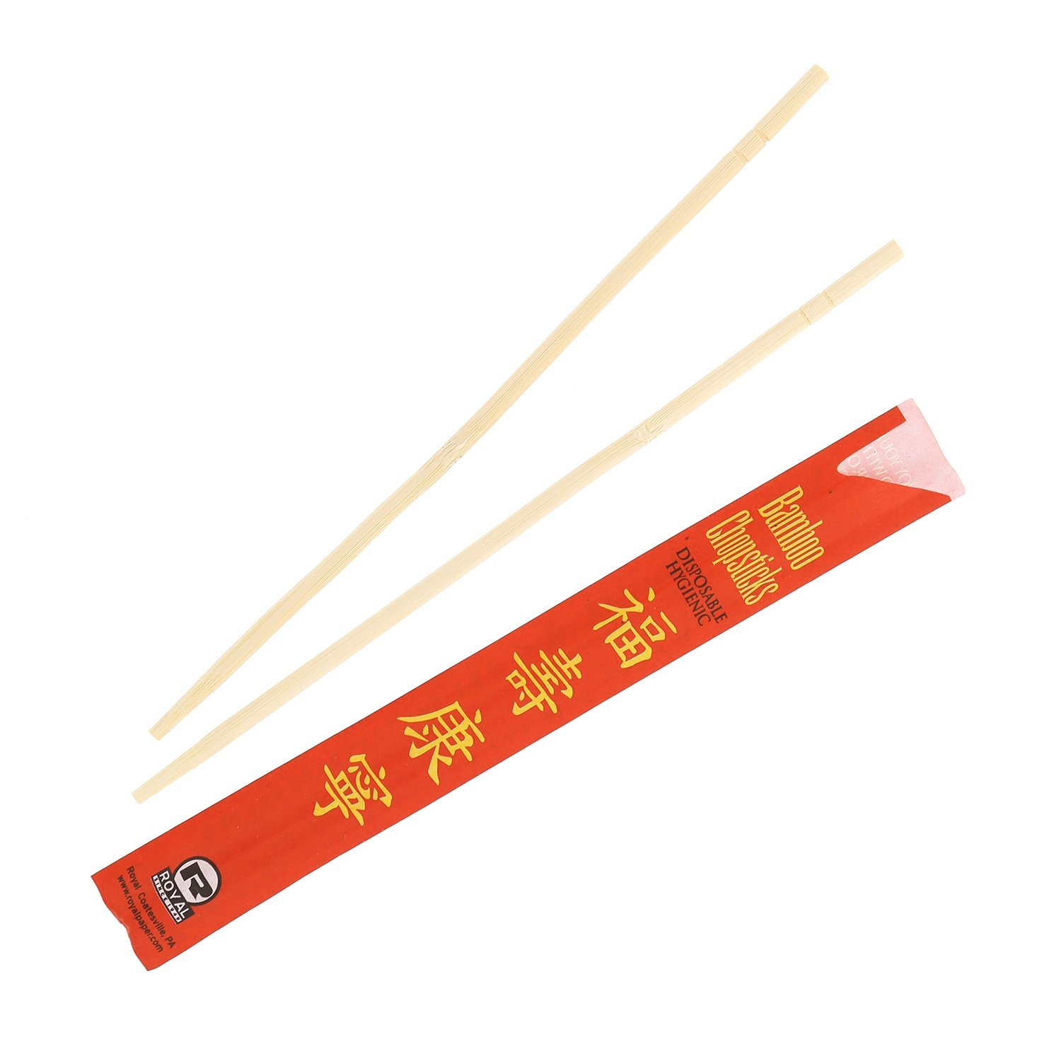 Royal premium disposable bamboo chopsticks