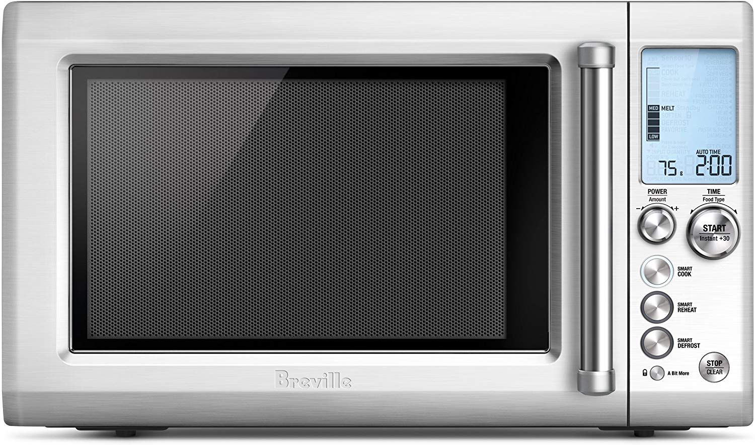 Breville quick touch