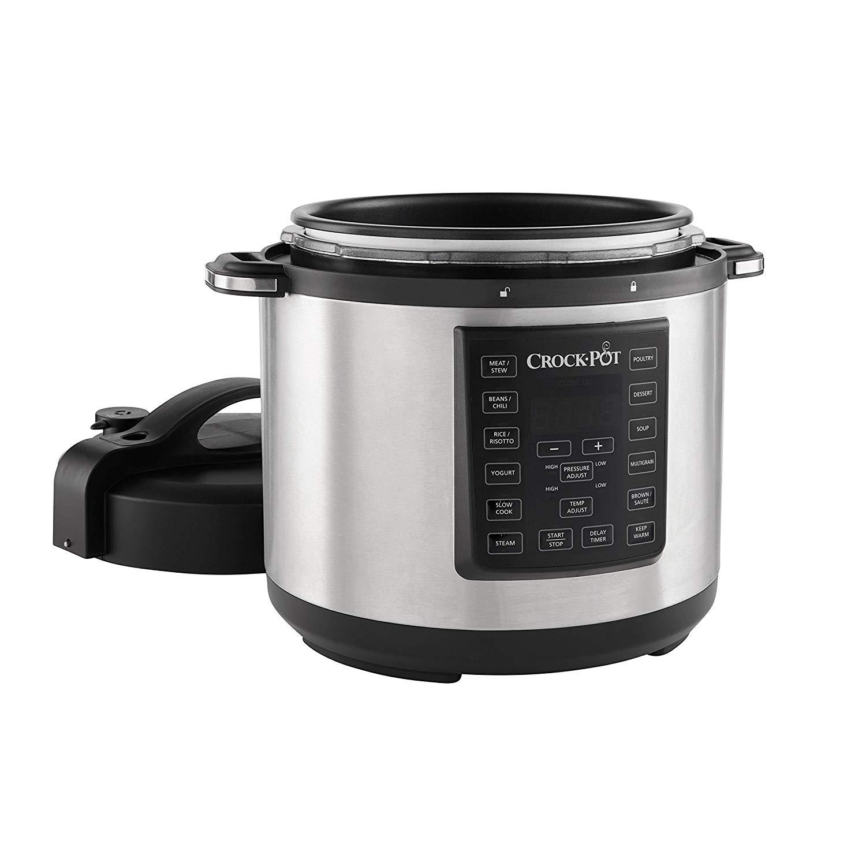 Crock-pot express crock programmable multi-cooker