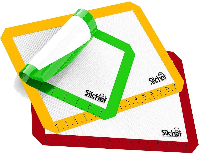 Silchef silicone non-stick baking mats