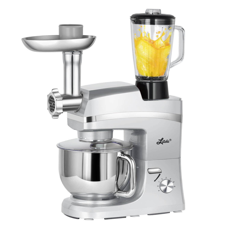 Litchi 5.3 quart stand mixer