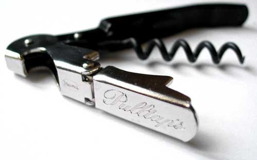 Pulltap's double-hinged waiters corkscrew