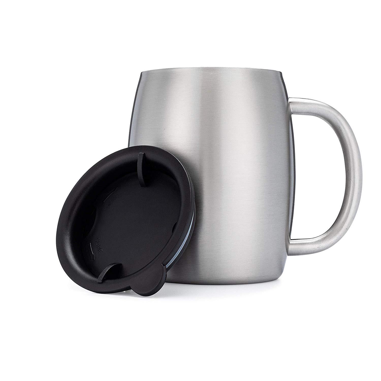 Avito stainless steel coffee mug