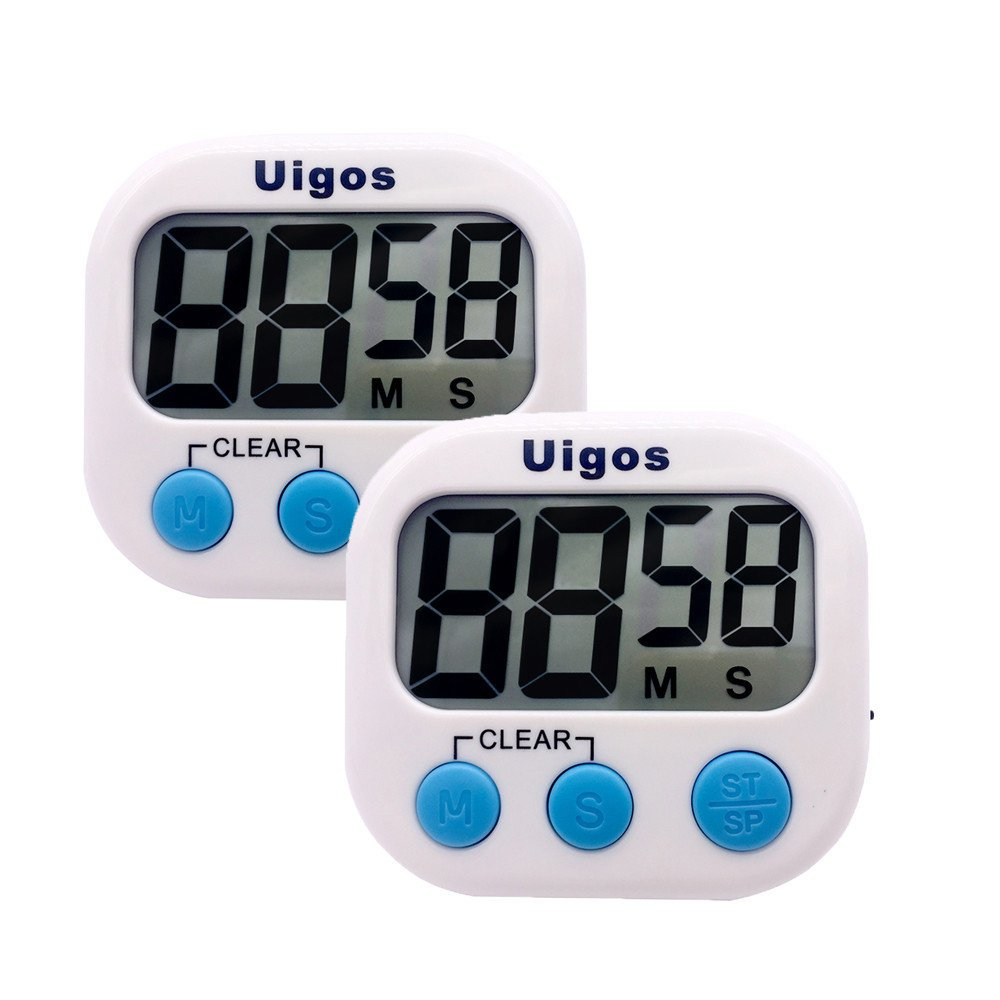 Uigos digital timer