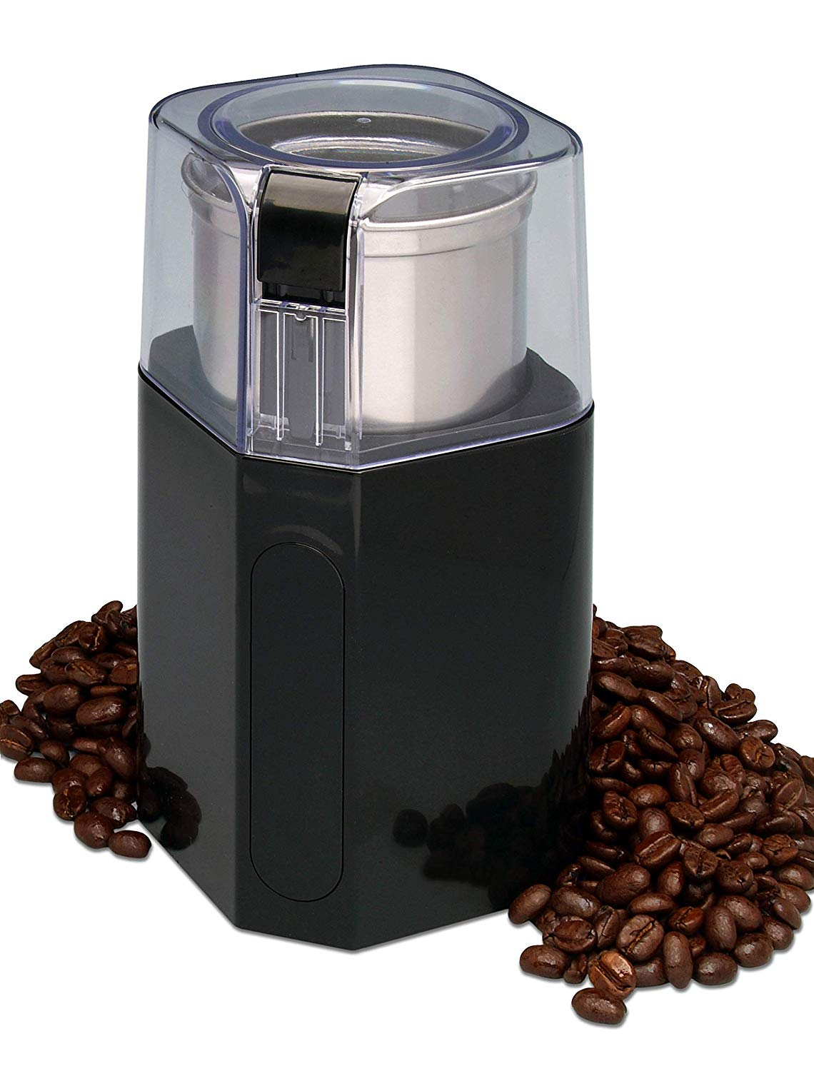 Epica electric coffee & spice grinder
