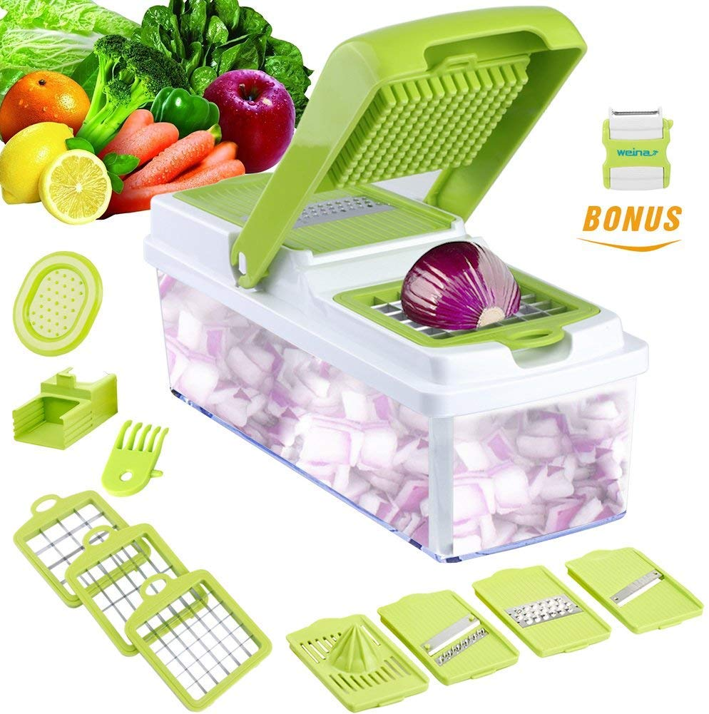 Vegetable slicer dicer weinas