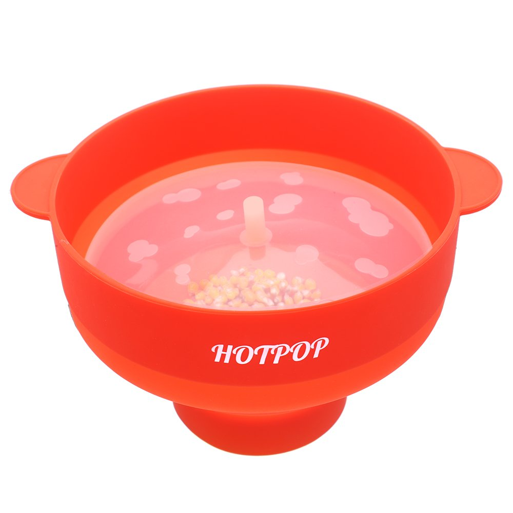 Hotpop silicone microwave popcorn marker