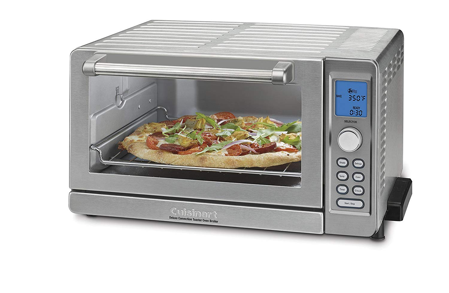 Cuisinart deluxe convection