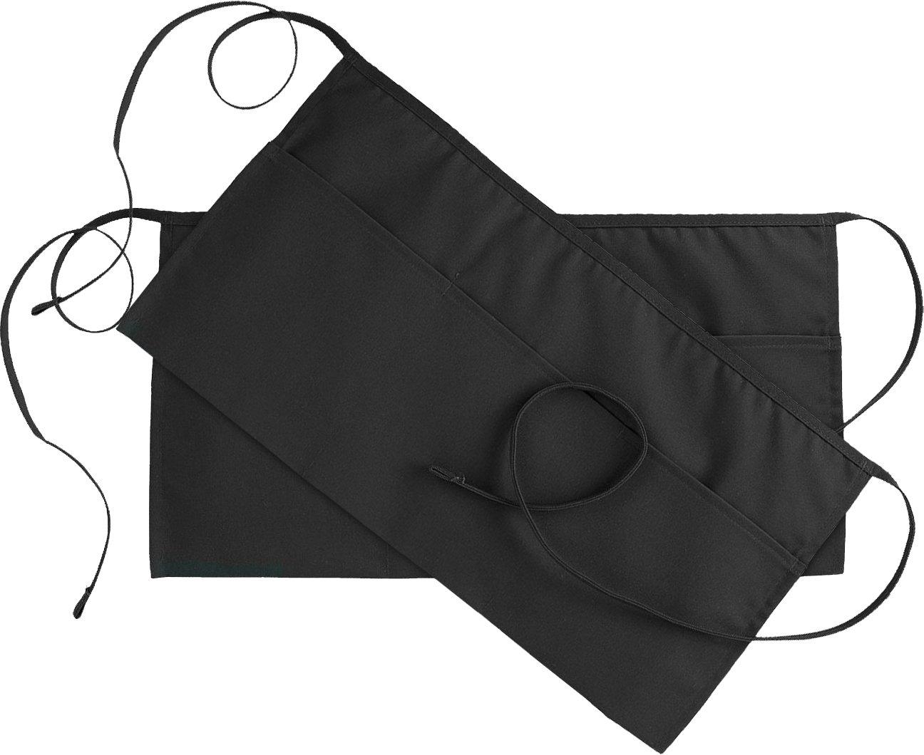 Bistro-garden-craftsmen commercial 3 pockets waist apron