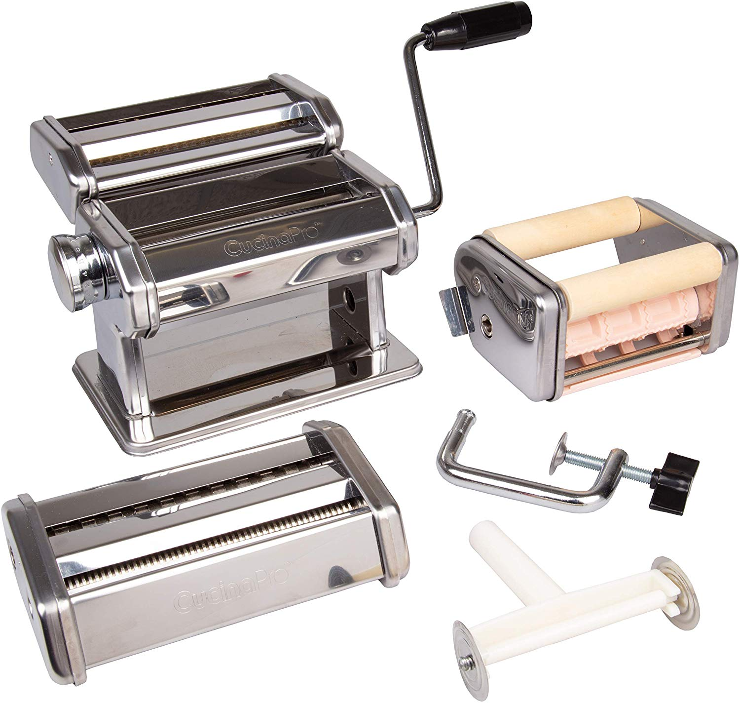 Pasta maker deluxe set by cucina pro