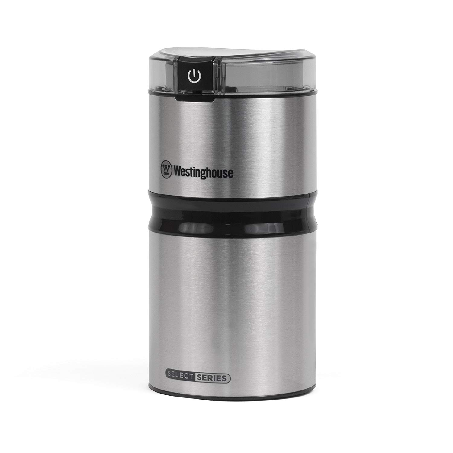Westinghouse select series stainless steel electric coffee and spice grinder