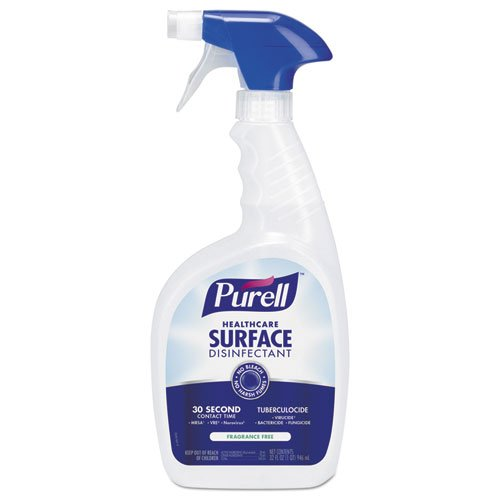 Purell healthcare surface disinfectant spray